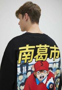 PULL&BEAR - Sweatshirt - black - 3