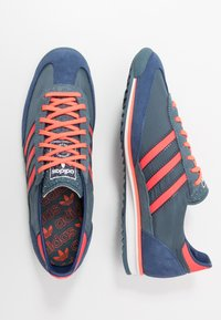 adidas Originals - Trainers - blue/red/tech indigo - 1