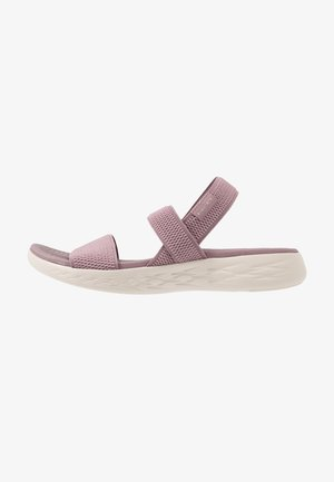 ON-THE-GO 600 FLAWLESS - Walking sandals - light mauve