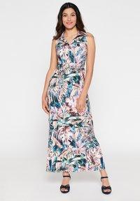 LolaLiza - Maxi dress - pink - 3