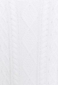 Lauren Ralph Lauren - SHAUREEN SHORT SLEEVE - Jumper - white - 2