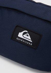 Quiksilver - PUBJUG - Bum bag - navy blazer - 3