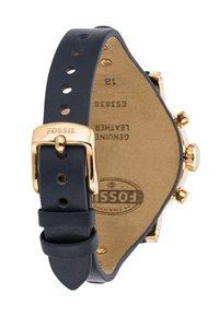 Fossil - ORIGINAL BOYFRIEND - Chronograph watch - blau - 3