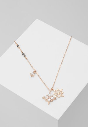 SYMBOL PENDANT STAR  - Halskette - rosegold-coloured