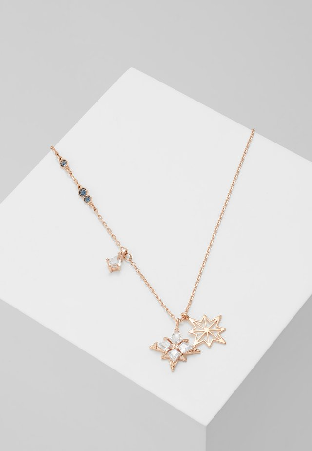 SYMBOL PENDANT STAR  - Necklace - rosegold-coloured