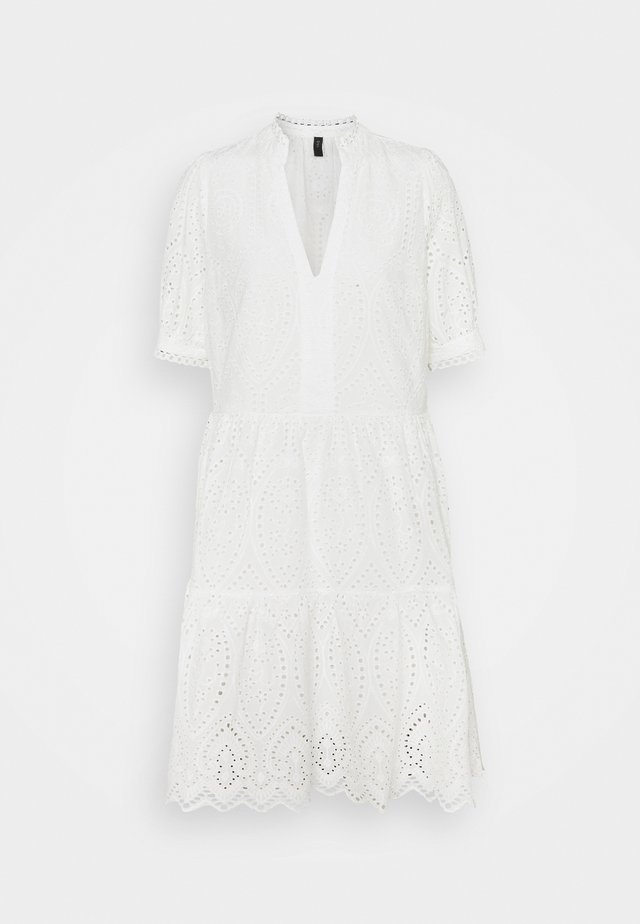YASHOLI DRESS - Day dress - star white