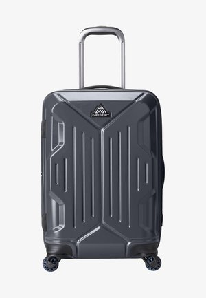 DIVIDE - Wheeled suitcase - slate black