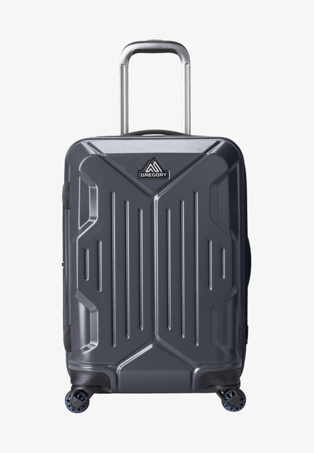 DIVIDE - Wheeled suitcase - slate black