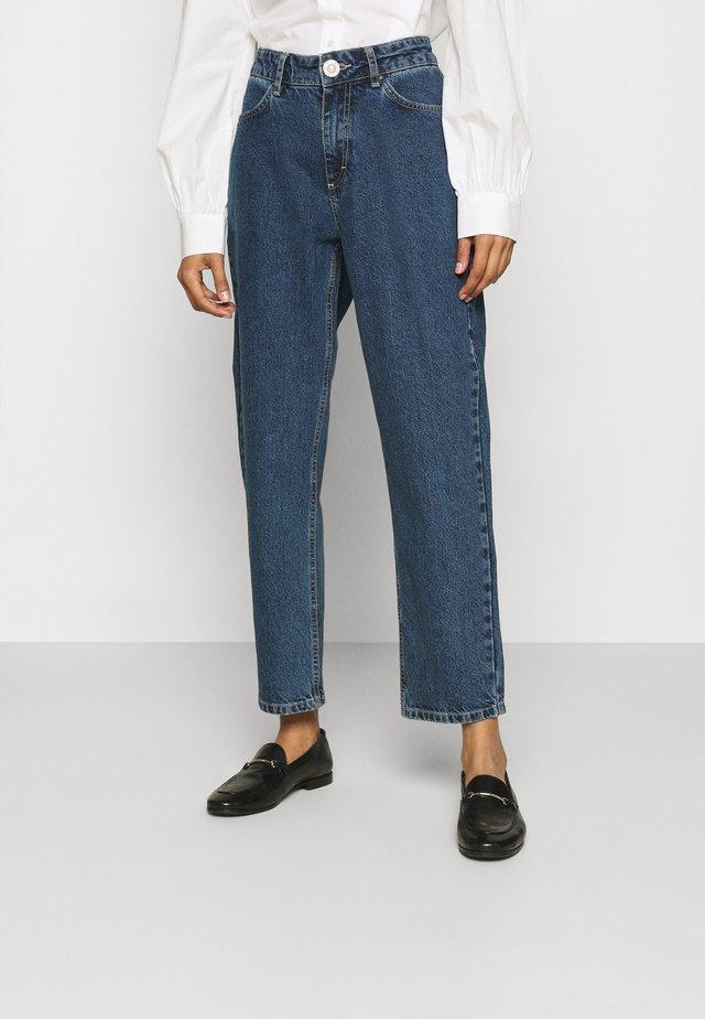 YUKI - Jeans Skinny Fit - dark denim