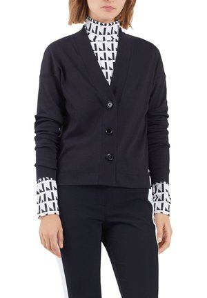 MARC CAIN DAMEN STRICKJACKE - Cardigan - marine (52)