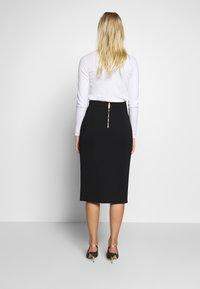 Ted Baker - RAEES - Pencil skirt - black - 2