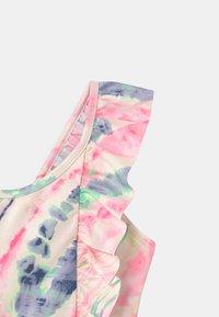 GAP - GIRL PRINCESS - Kostium kąpielowy - multi tie dye - 2
