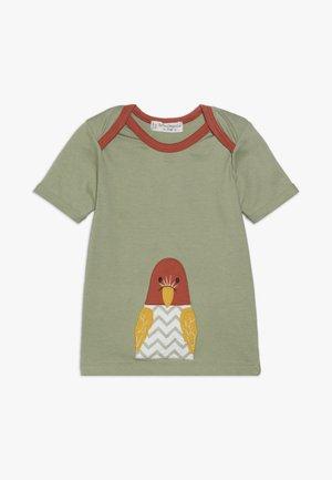 TOBI BABY - T-shirt print - olive