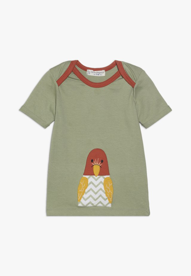 TOBI BABY - T-shirt con stampa - olive