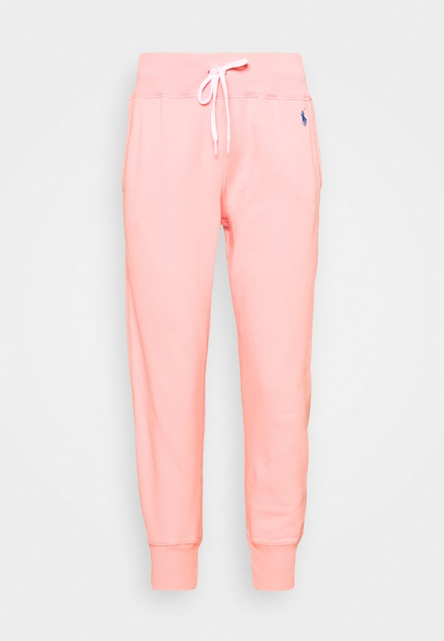 SEASONAL - Tracksuit bottoms - resort pink
