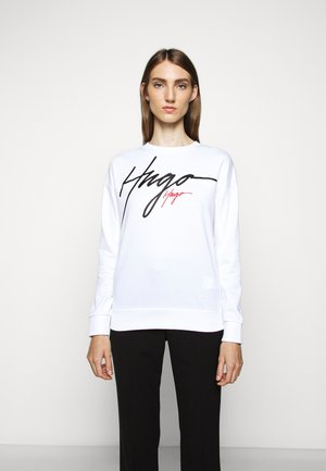 NACINIA - Sweatshirt - white