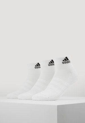 CUSH ANK 3 PACK - Sports socks - white