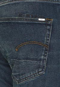G-Star - 3301 STRAIGHT - Straight leg jeans - struma stretch denim - 2
