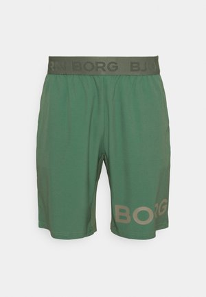 Sports shorts - duck green
