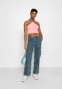 The Ragged Priest - LINKED - Top - pink - 1
