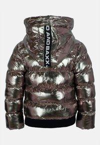 Cipo & Baxx - Winter jacket - silver - 5