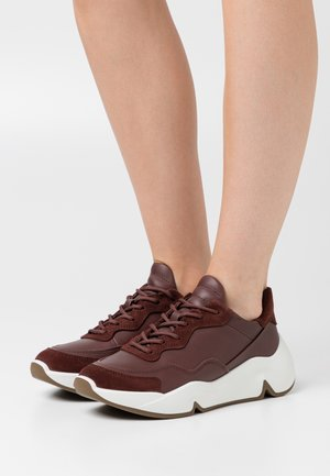 CHUNKY  - Trainers - brown