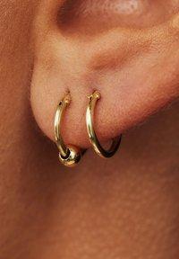 Isabel Bernard - 14 KARAT GOLD  - Earrings - gold - 3