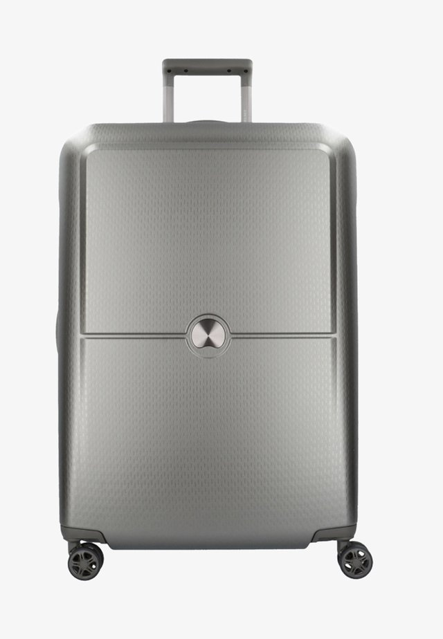 TURENNE - Wheeled suitcase - silver