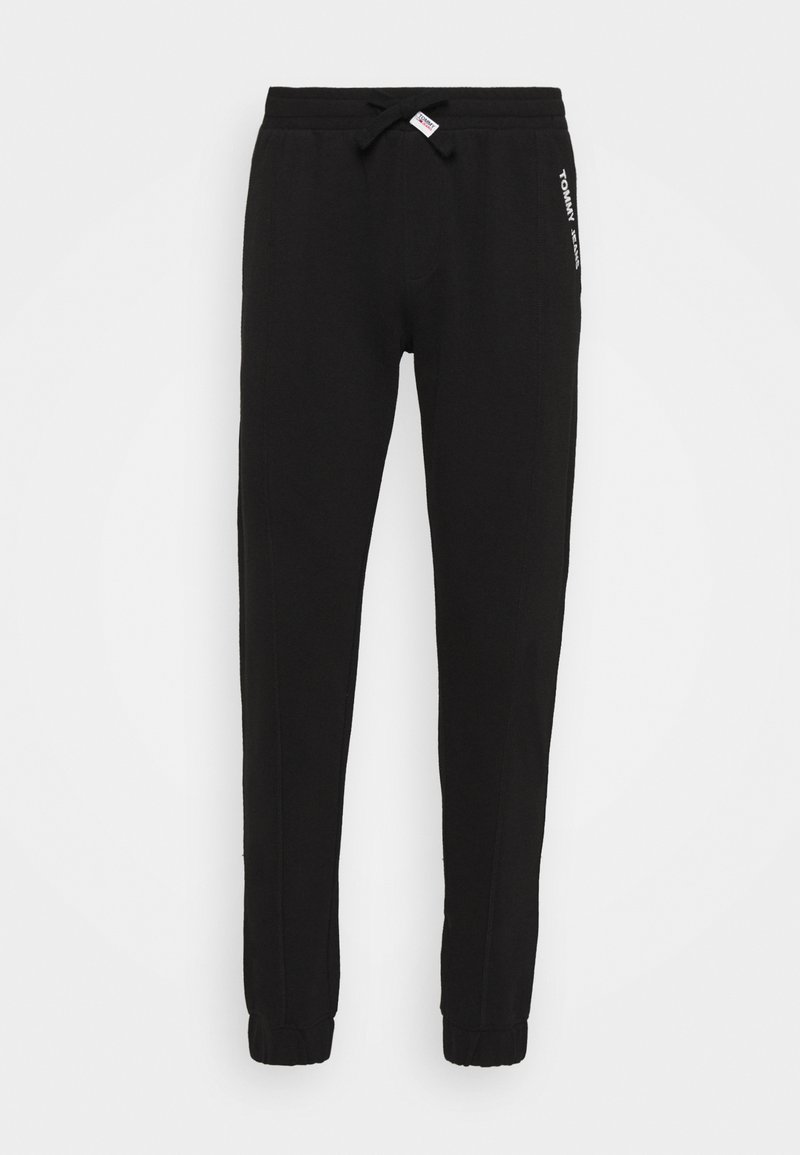 Tommy Jeans - SCANTON PANT - Pantaloni sportivi - black