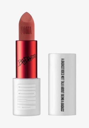 BADASS ICON CONCERNTRATED MATTE LIPSTICK - Lipstick - miriam