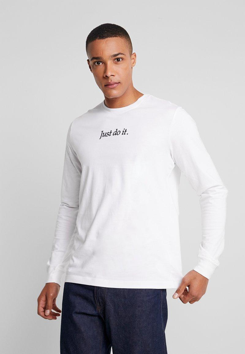 Nike Sportswear - Långärmad tröja - white