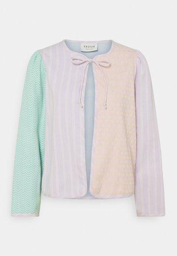 MAJA JACKET - Summer jacket - lavender fog