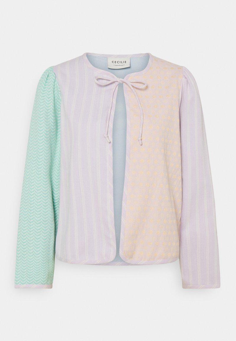 CECILIE copenhagen - MAJA JACKET - Summer jacket - lavender fog