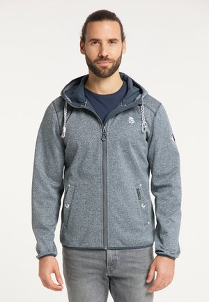 Outdoor jacket - rauchmarine melange