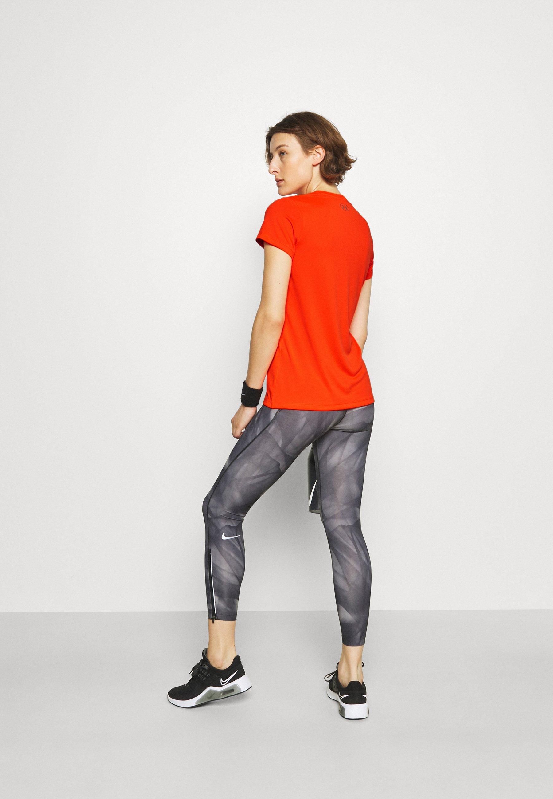 Women TECH SOLID - Basic T-shirt