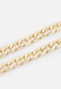 Pieces - PCLAUI BRACELET NECKLACE SET - Necklace - gold-coloured - 2