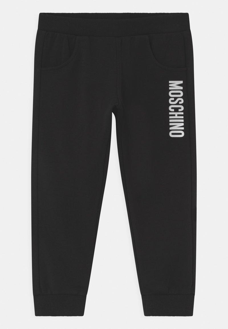 MOSCHINO - UNISEX - Kalhoty - black