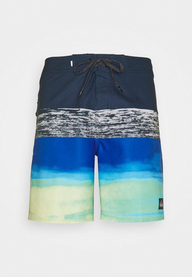 SURFS PANEL - Swimming shorts - navy blazer