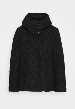 JDYSONYA SHORT JACKET - Zimní bunda - black