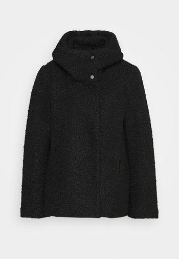 JDYSONYA SHORT JACKET - Winter jacket - black