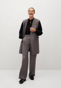 Mango - CACHITO - Button-down blouse - černá - 1