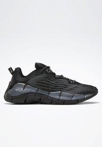 Reebok Classic - ZIG KINETICA II UNISEX - Sneakersy niskie - black/grey - 10