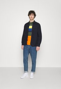 Polo Ralph Lauren - LONG SLEEVE SPORT SHIRT - Shirt - navy - 1