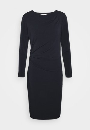 TRUDE DRESS - Pouzdrové šaty - marine blue
