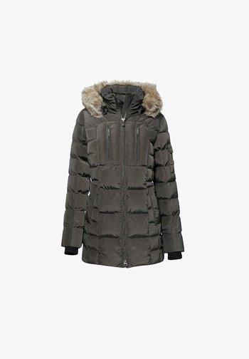 Winter jacket - titangrau