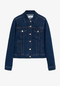 Mango - Denim jacket - dark blue - 7