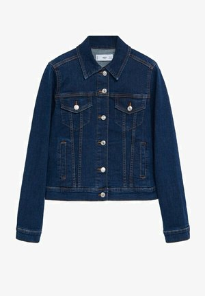 Denim jacket - dark blue