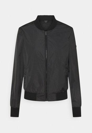 STUDIO - Bomber Jacket - black