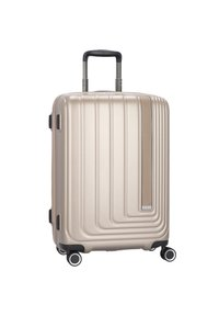 march luggage - SET - Luggage set - silver bronze metallic - 2