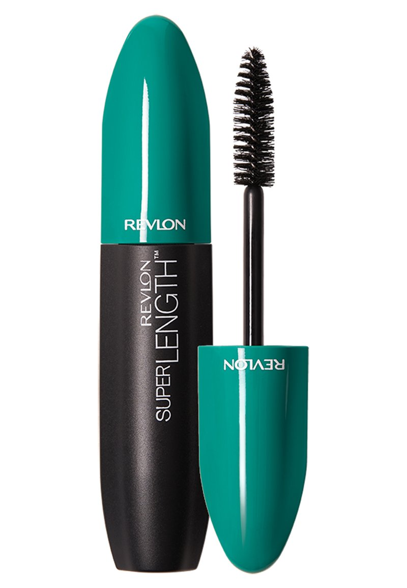 Revlon - MASCARA WATERPROOF SUPER LENGTH™ - Mascara - N°151 blackest black